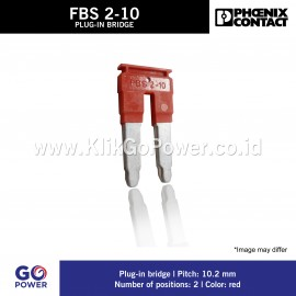 PLUG-IN BRIDGE FBS 2-10