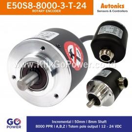 E50S8-8000-3-T-24