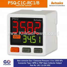 PSQ-C1C-RC1/8