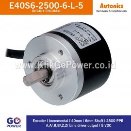 E40S6-2500-6-L-5