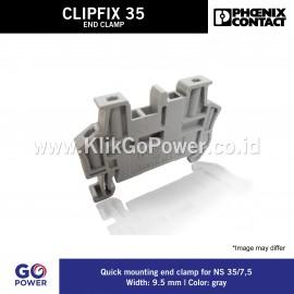 End clamp - CLIPFIX 35